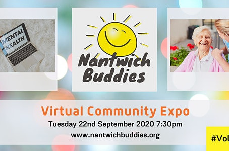 Virtual Volunteer Expo well received