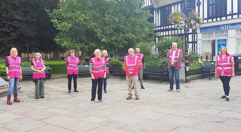 Street Ambassadors Launch