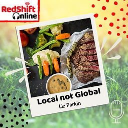 RedShift Online Local Not Global