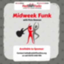 Midweek Funk on RedShift Radio