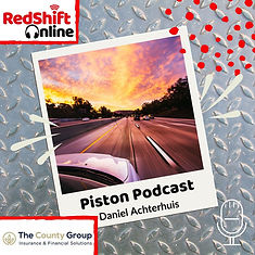 RedShift Online- Piston Podcast