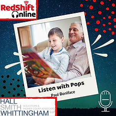 RedShift Online - Listen with Pops