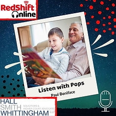RedShift Online - Listen with Pops