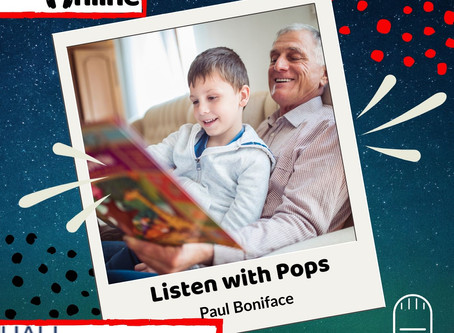 Listen with Pops - By Paul Boniface