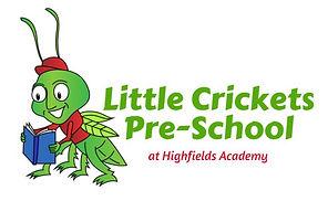 Little Crickets Nantwic Logo