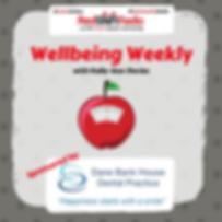 Wellbeing Wekly on RedShift Radio