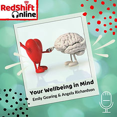 RedShift Online Your Wellbeing in Mind