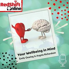 RedShift Online Your Wellbeing in Mind