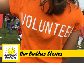 How volunteering is good for mental health