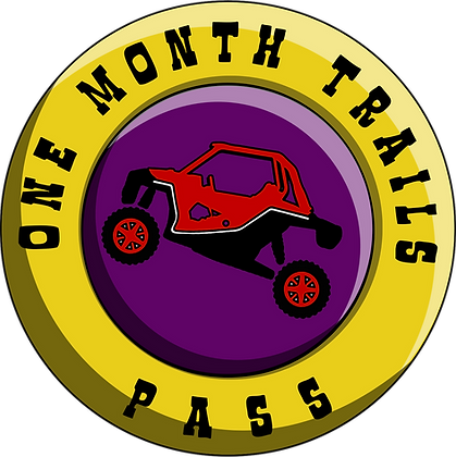 One Month Trails Pass