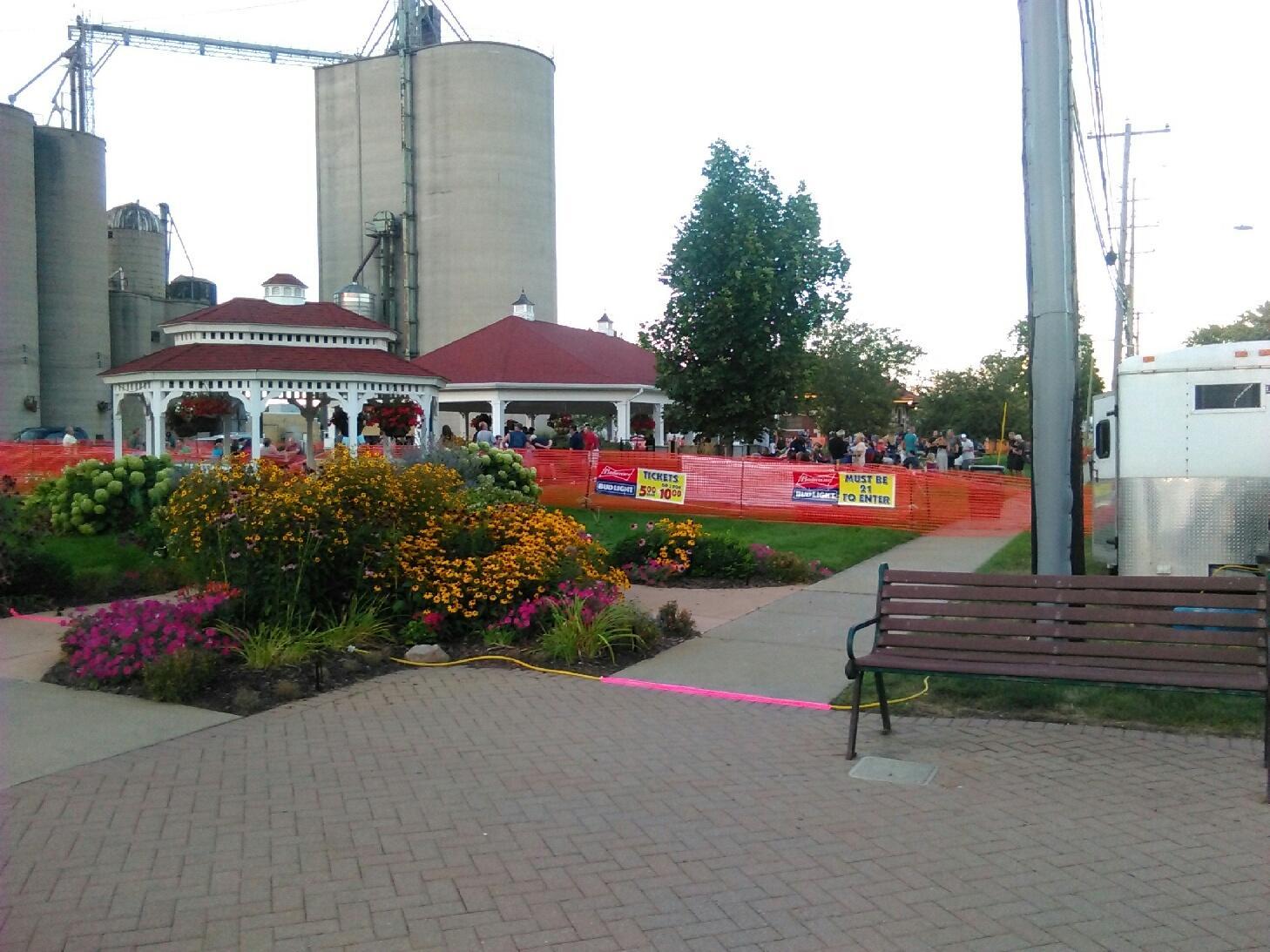 Mint Fest Beer Tent '16