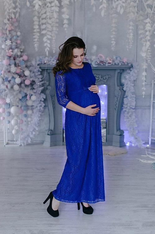 Длинное ПЛАТЬЕ  для Беременных и Кормящих мам