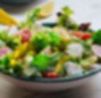 Kokouspalvelut, koustarjoilut, salaattilounas, tyhy tarjoilut, tyky tarjoilut