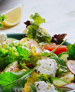 Frische & gesunde Salate