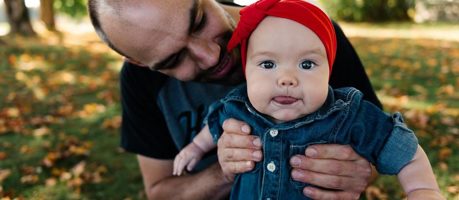 Portraits de familles : Il y a un million de façons d'être une famille. Quelle est la vôtre ?