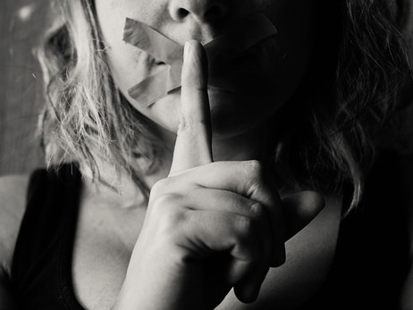 He was silenced and killed himself:  Feminist musings on unanticipated consequences of misogyny