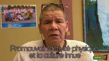 Roger Vachon Promouvoir l'activité physique