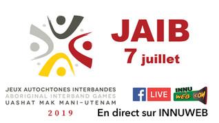 JAIB 7 Juillet 2019 Volley
