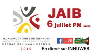 Suite du Basket JAIB 6 juillet 2019