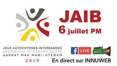 Basket JAIB 6 JUILLET 2019 PM