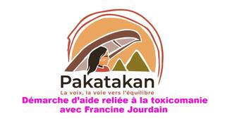 Aide reliée à la toxicomanie - Francine Jourdain
