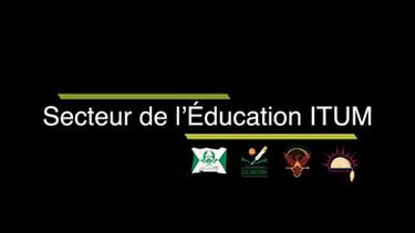 Mise à jour des mesures sanitaires en vigueur dans les écoles d'ITUM Message du Secteur de l'Édu