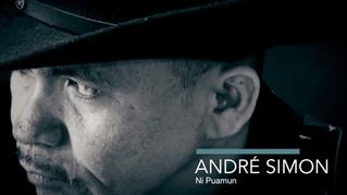 lancement du vidéoclip Ni Puamun, d'André Simon