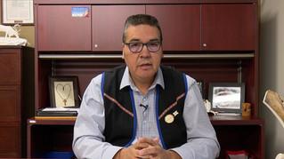 Message du chef - 21 septembre 2020 - Mise à jour de la situation COVID-19