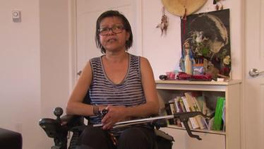 Diane Rock parle pour la première fois de sa maladie