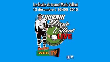 Finales du tournoi Mario Vollant 13, dec 2015