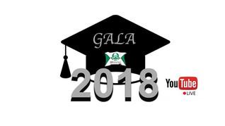 Gala des diplômés 2018 d'ITUM