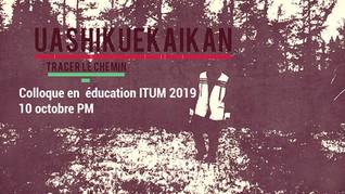 Colloque éducation ITUM 10 oct 2019 PM