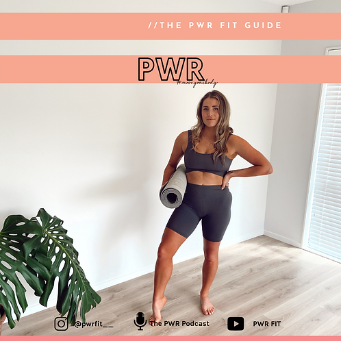 PWR Fit Guide