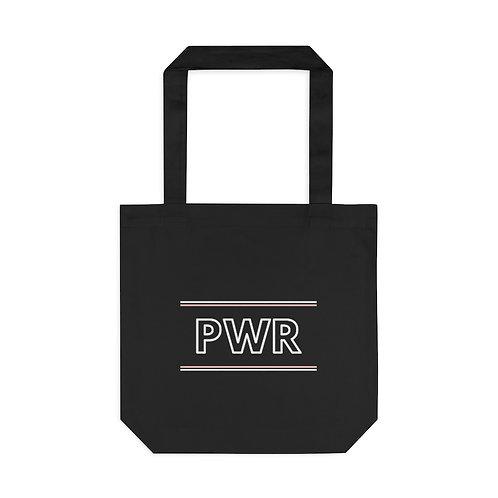 PWR Eco Friendly Cotton Tote Bag