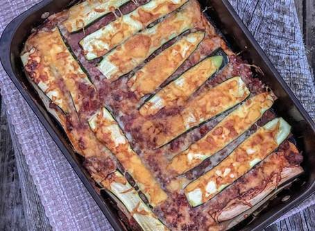 How to make a Healthy Lasagna