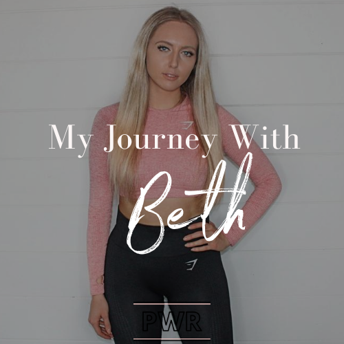 My health and fitness journey with Bethany Suddens