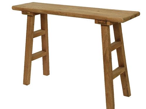 Reclaimed Teak Console Table