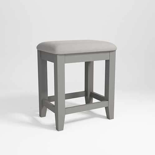 Harbour Grey Dressing Stool