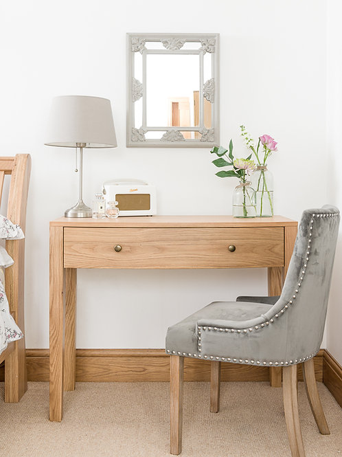 Quebec Oak Dressing Table