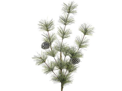 Pine Spray w/cones