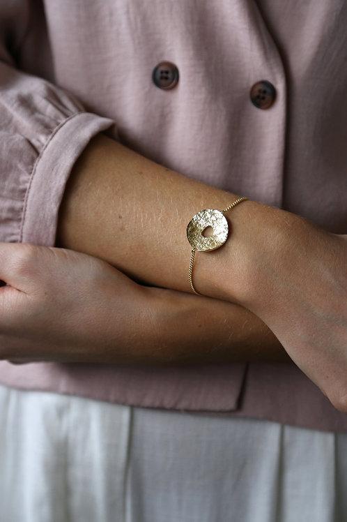 Sole Bracelet Gold