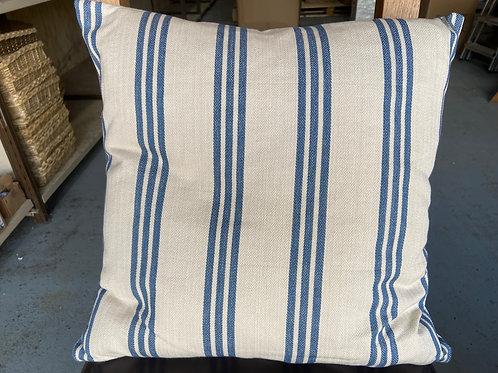 Cushion - Narrow Stripe Herringbone