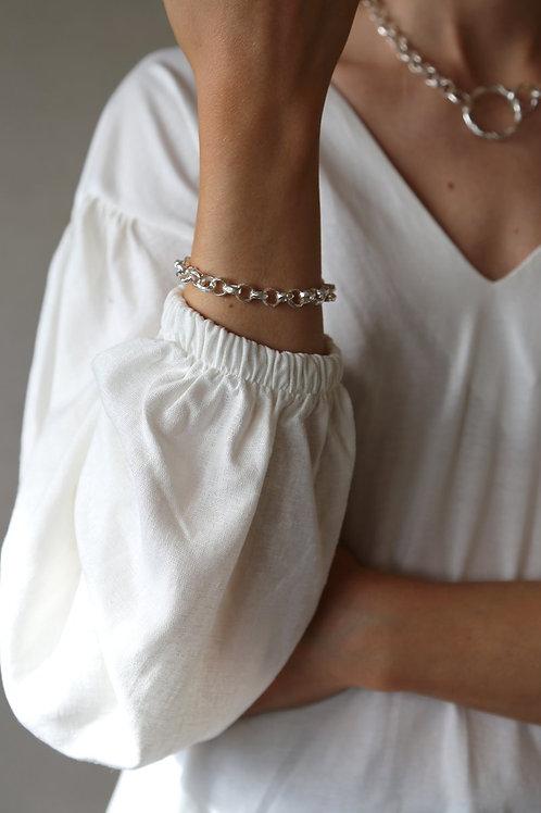 Marine Bracelet Silver