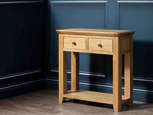 Henley Oak Console Table