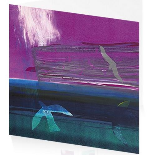 Art Press Card -Prince Leopold Island