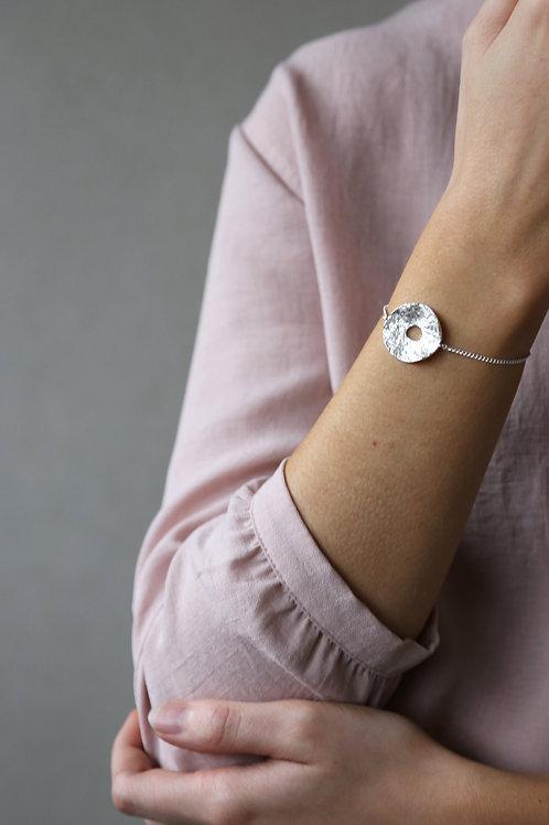 Sole Bracelet Silver