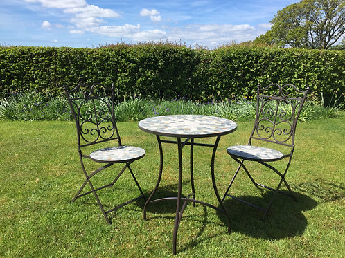 Sienna Indoor/Outdoor Table & Chairs Set