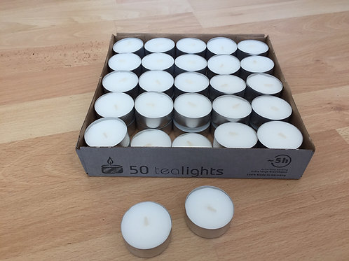 Tealights Pack of 50