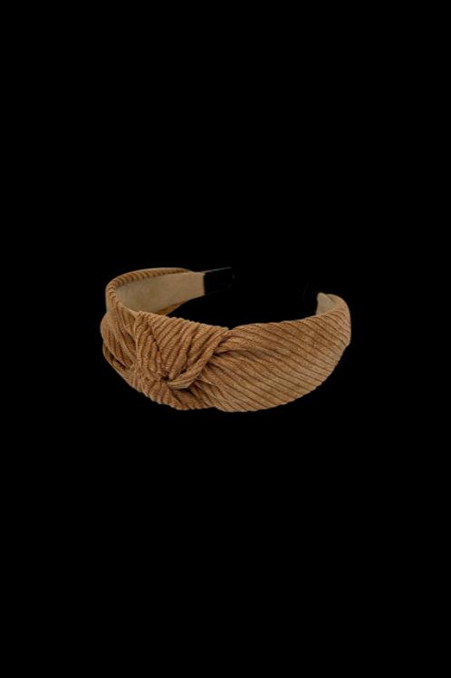 Headband Lina - camel