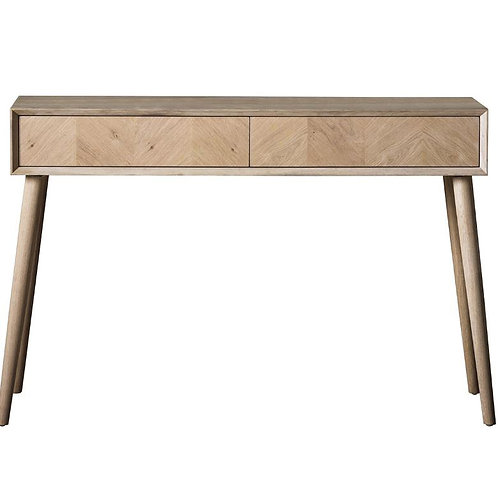 Parlane Torino Oak Console Table